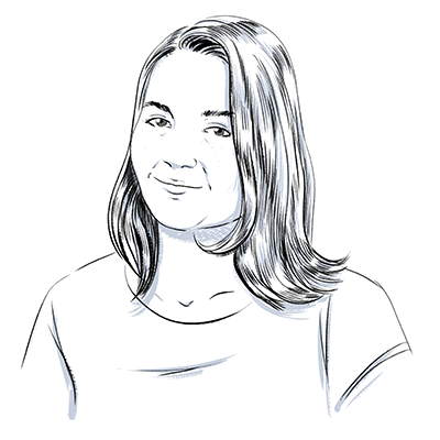 Marie-Laure, consultante design & langage